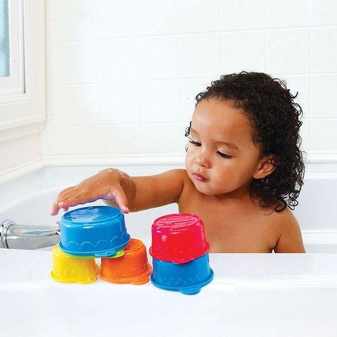 满趣健munchkin 毛毛虫洗澡玩具2件71 84元 Baby Bath Toys Best Bath