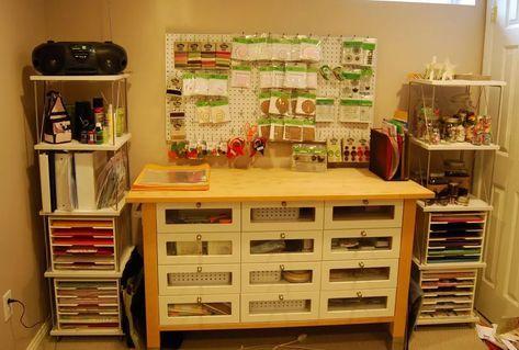 Craft Preschool Community Helpers Fine Motor 56 Trendy Ideas Diy Craft Room Storage Small Craft Rooms Organization Furniture
