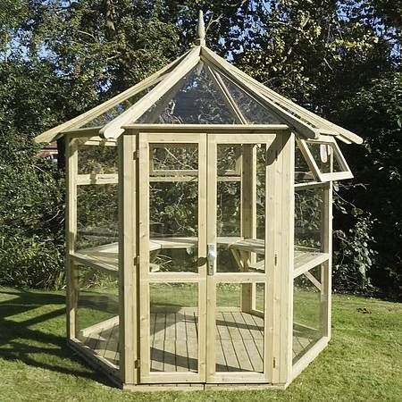 Gloucester Pressure Treated Wooden Glass Pavilion With Images