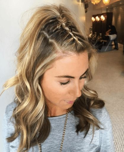 Club Hairstyles 21 Hot Hairstyles To Prep For Your Next Night Out All Things Hair Uk Hot Hair Styles Night Out Hairstyles Party Hairstyles For Long Hair