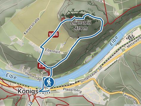 Wandern Konigstein Lilienstein Bergwelten In 2020 Bergwelten Nationalpark Sachsische Schweiz Kanufahrt