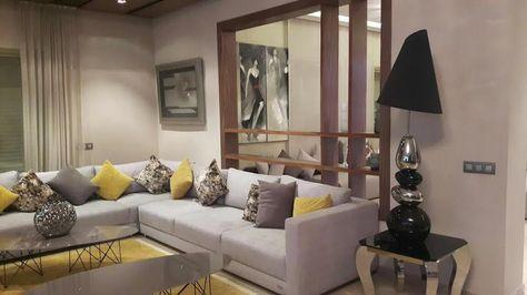 Interieur Sur Mesure Salon Marocain Moderne Salon Marocain