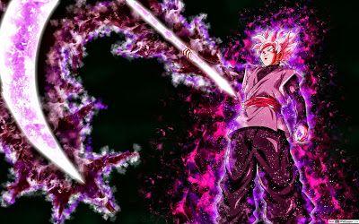 Goku Black Wallpaper: Imagens impressionantes do personagem