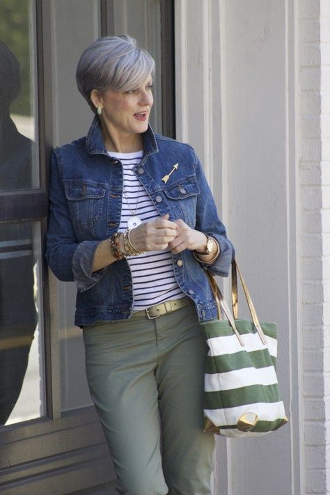 Trendy Clothes For Women Over 50 Spring Fashion Over 50 Ideas
