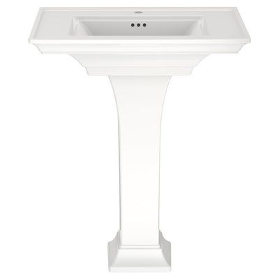 American Standard Town Square S Ceramic 30 Bathroom Sink With
