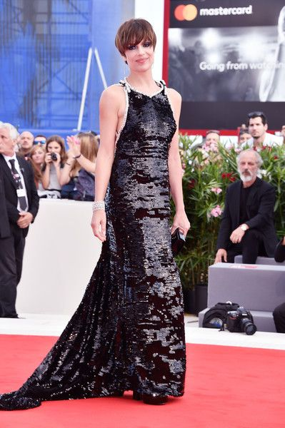Micaela Ramazzotti - Every Must-See Gown From the Venice Film Festival 2017 - Photos