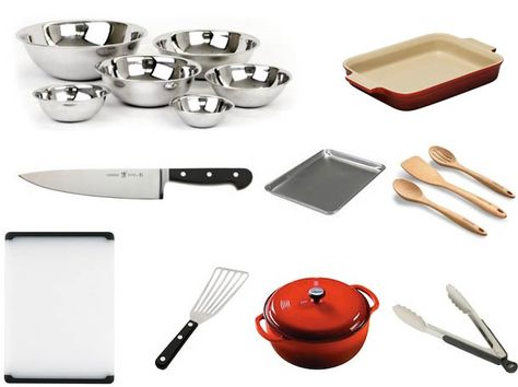 The Kitchen Starter Kit Essential Tools For Every Cook