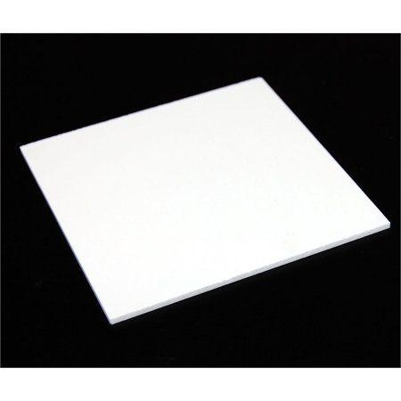 Buy One White Opaque Acrylic Plexiglass Sheet 1 8 12 X 24 At Walmart Com Plexiglass Sheets Plexiglass Opaque