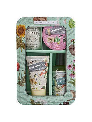 Heathcote And Ivory Gardeners Hand Cream
