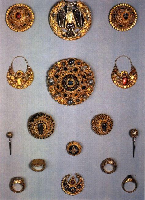 byzantine juwels of agnes
