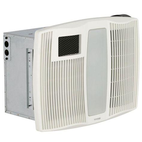 Broan Qt Series Very Quiet 110 Cfm Ceiling Bathroom Exhaust Fan
