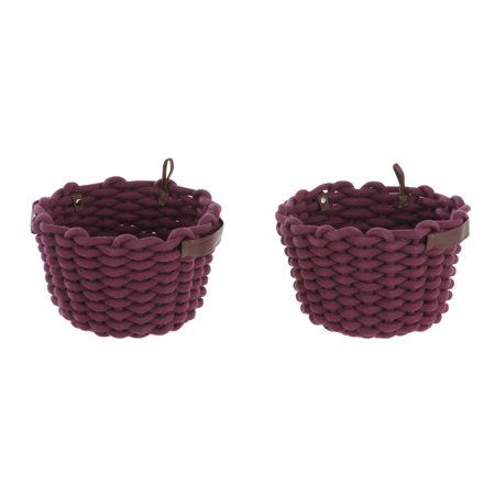 348b9376945e3a7815c066faa60a68b7 - Better Homes And Gardens Chunky Rope Basket