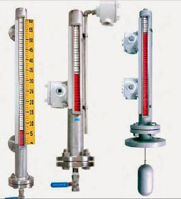 Liquid Level Indicator Quest Tech Solutions Understanding Magnetic Level Indicator Piping And Instrumentation Diagram Liquid Magnets