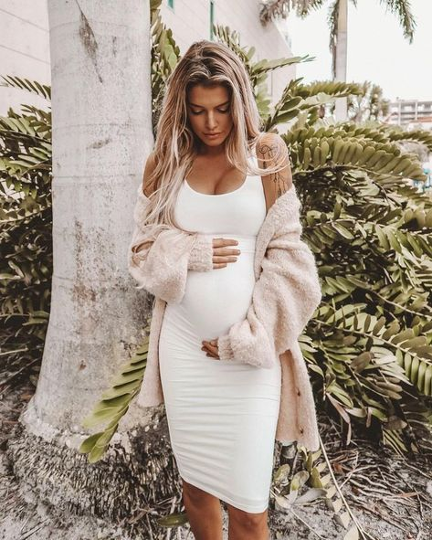 Pregnant Style Winter
