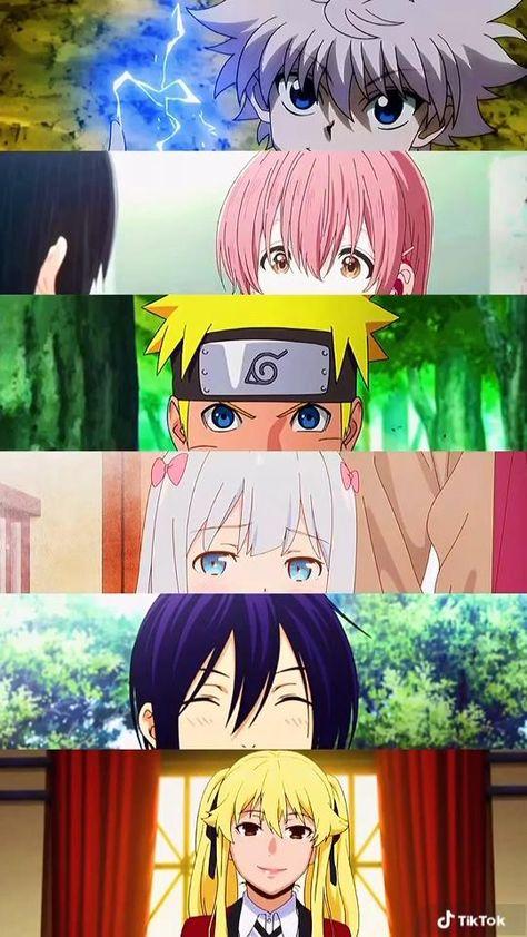 히로시(@rimuru_tt) on TikTok #anime #animeboy #animegirl #baka
