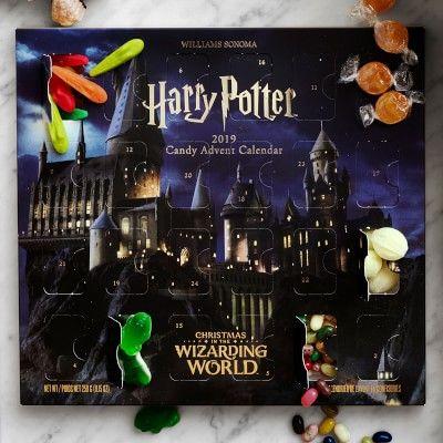 Harry Potter Advent Calendar Williams Sonoma Candy Advent Calendar Harry Potter Advent Calendar Harry Potter Candy