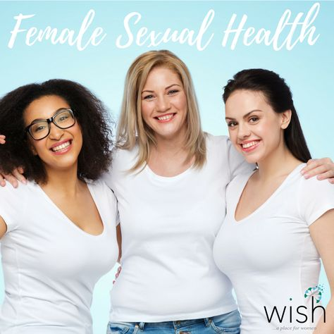 Female sexual health issues
