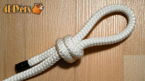 DIY: Tying A Scaffold Knot
