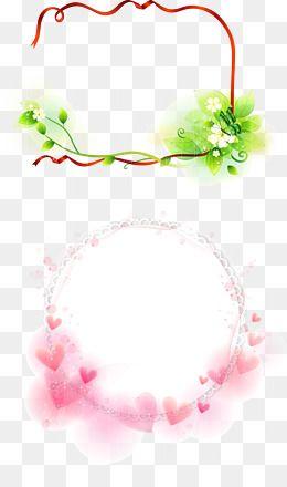 Bordes De Flor Rosa Creativo Marco Flores Png Y Psd Para Descargar Gratis Pngtree Fondos De Colores Flores Rosa Fondos Rosados