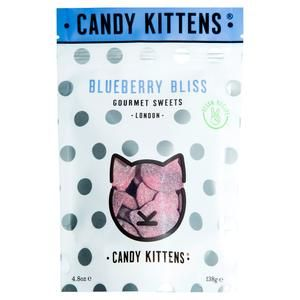Sweet Bags Candy Kittens Sweet Bags Gourmet Sweets Blueberry