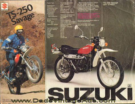 Suzuki TS400 Apache