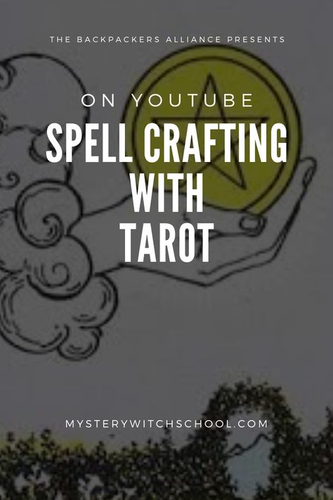 Tarot tells a story. Learn how to craft your own tarot spells for love, money etc. On Youtube....  #learnwicca #witchcraftforbeginners #newtowitchcraft #howtobecomewiccan #bookofshadows #spells #witchspells #pagan #tarotspells #witchcraftlovespells #wiccan #goddess #witchcraftaesthetic