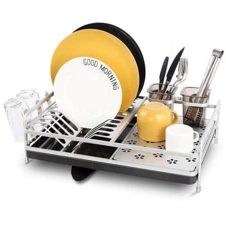 Top 10 Best Dish Drying Racks Dish Rack Drying Dish Drainers Drying Rack Kitchen