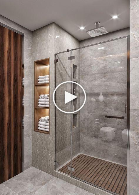 30 idées de salle de bain moderne 30 Ideen für ein modernes ...