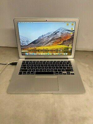 Apple Macbook Air 62 A1466 Early 2014 I5 4260u 1 4ghz In 2020 Apple Laptop Laptop Apple Macbook