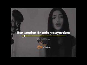 Derya Urkmez Bana Birak K1tabe Youtube Pop Muzik Muzik Indirme Muzik Videolari