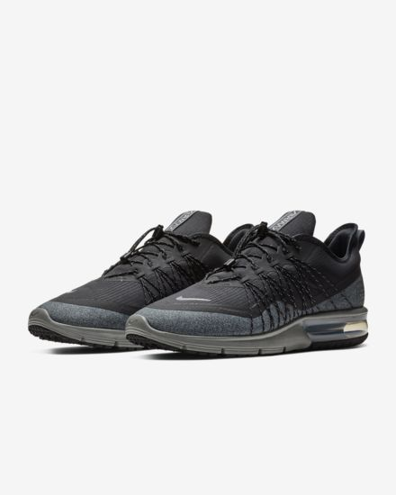 Flecha tanque táctica  Nike Air Max Sequent 4 Shield Men's Shoe | Nike air max, Shoes mens, Sport  shoes