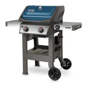Weber Spirit Ii E 210 Sapphire 2 Burner Liquid Propane Gas Grill At Lowes Com Gas Grill Propane Grill Propane Gas Grill