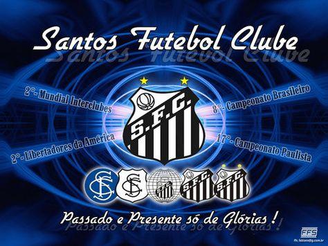Santos Futebol Clube Fotos Imagens Com Imagens Santos