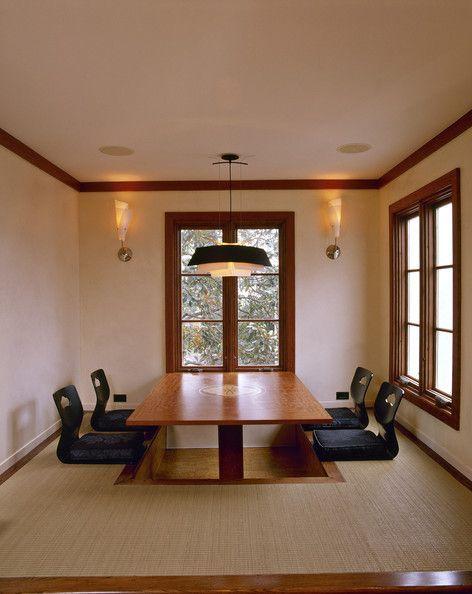 10 Elegant Japanese Dining Table Ideas Furniture Sets Design