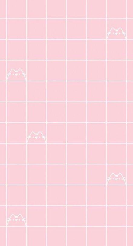 67 Trendy Cats Wallpaper Pattern Wallpapers Kittens Pink Wallpaper Iphone Kitten Wallpaper Soft Wallpaper