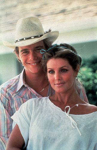 Christopher Atkins & Priscilla Presley  (Peter Richards en Jenna Wade)