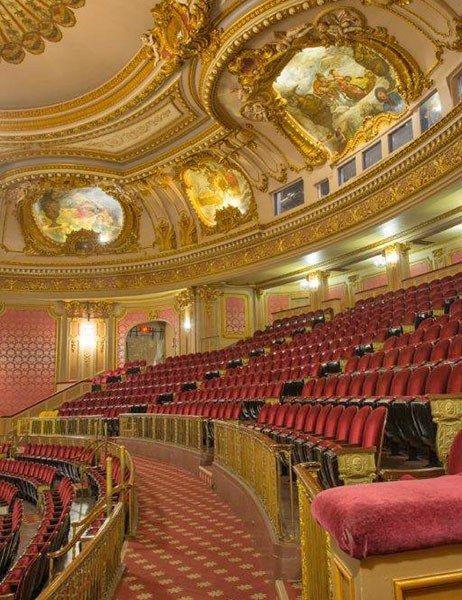 Pin On Art Deco Movie Palaces