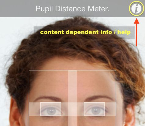 Pupil Distance Measure For Ios Important Tips And Update Pupil Distance Measurements