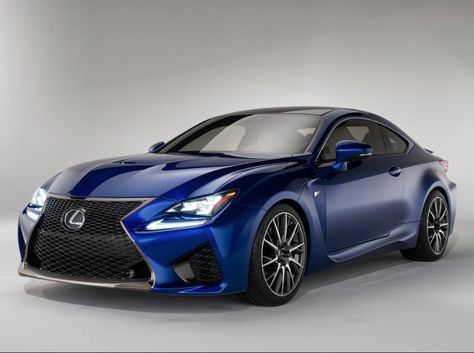 The NEW 2015 #Lexus RC F Coupe Revealed Before Detroit Auto Show. Click on the image to be on of the 1st to see it #carporn