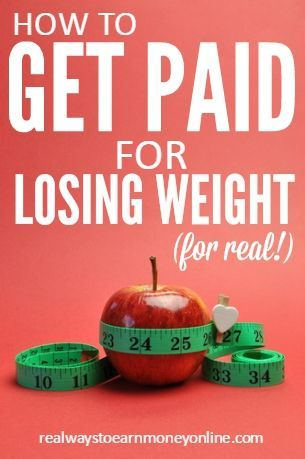 betting on yourself to lose weight