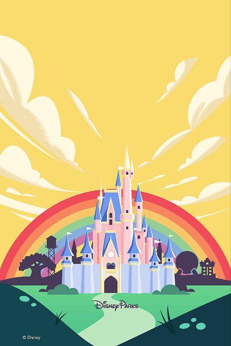 Disney Parks Wallpaper