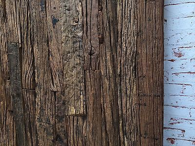 Details zu Esstisch Tisch Thar 180x100cm Altholz Massiv