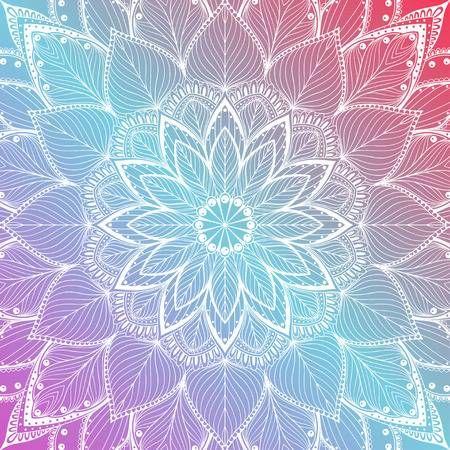 Schone Bunte Mandala Blumen Hintergrund Mandala Blumen Blumen Hintergrund Bunte Hintergrunde