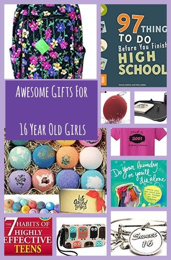 Best Gift Ideas For 16 Year Old Girls Birthday Gifts For Teens Cool Gifts For Teens Christmas Gifts For Girls