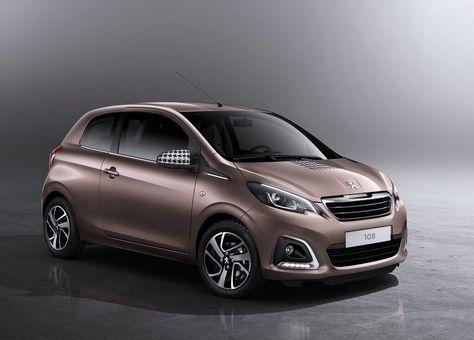 Peugeot 108 2015 Stadsauto Peugeot Auto S