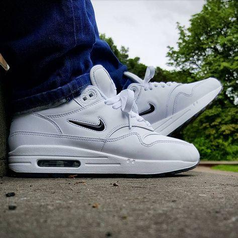 huge discount 04f72 28f03 Nike Air Max 1 x SC Jewel Black
