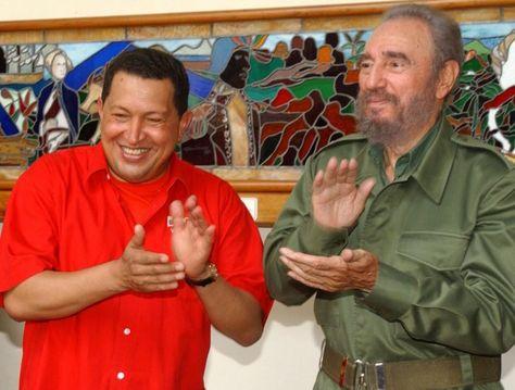 Fidel No Le Pertenece Solo A Cuba Le Pertenece A Este Mundo Nuestro A Esta América Nuestra Expresó Hugo Chávez De Fidel 87añosfide Hugo Chávez Fotos Cuba