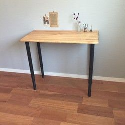 高さ調節可能 脚取り外し可能デスク 机 テーブル 折りたたみ 棚 作り方 集成材 テーブル