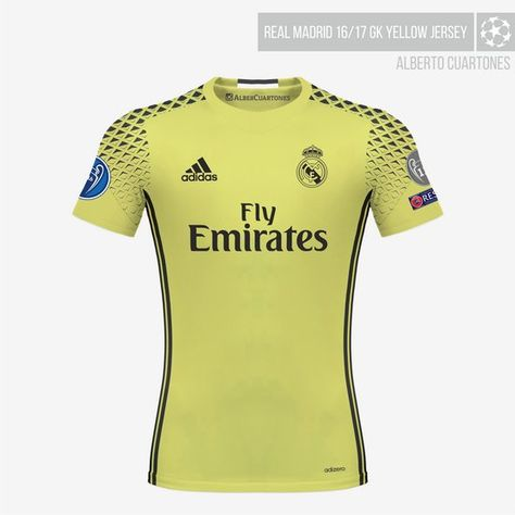a6241e01a ... Real Madrid 2016-2017 goalkeeper 2nd Real Madrid Pinterest Real madrid