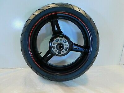 2005 05 Yamaha Road Star Midnight Warrior 1700 Xv1700 Xv17 Rear Wheel Rim Tire In 2020 Wheel Rims Wheel Used Motorcycle Parts